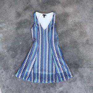 Super cute Aqua Dress